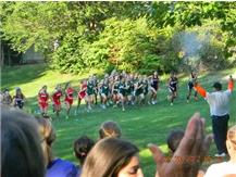 Elgin Cross Country Invite at Lord's Park