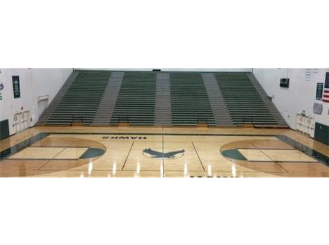 Introducing Bartlett Hawks new gym
