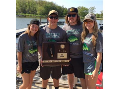 Bass Fishing 2016 Sectional Champs
