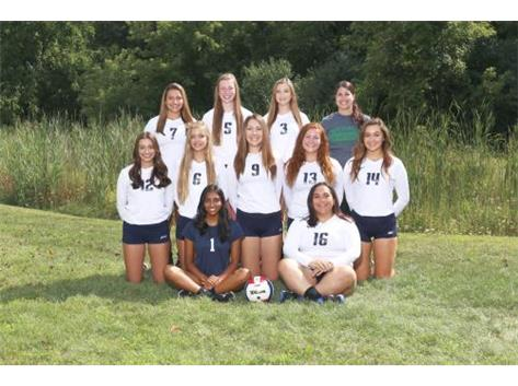 Varsity Girls Volleyball 2016-17