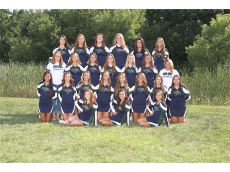 Varsity Sideline Cheerleading 2016-17