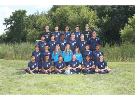 Varsity Boys Soccer 2016-17