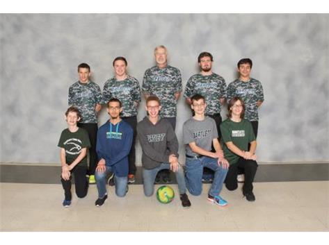 Boys Bowling Team 2016-2017