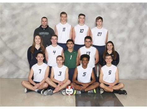 Boys Varsity Volleyball 2016-2017