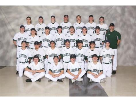 Boys Varsity Baseball 2016-2017