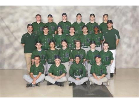 Boys Freshman Baseball 2016-2017