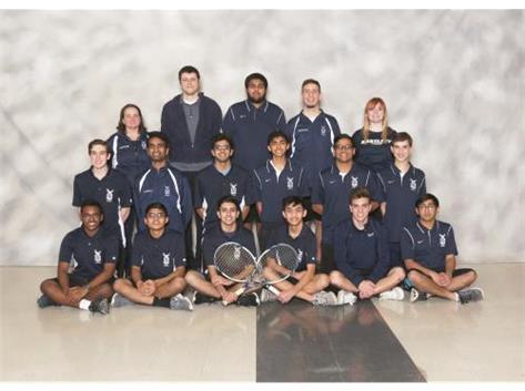 Boys Varsity Tennis 2016-2017