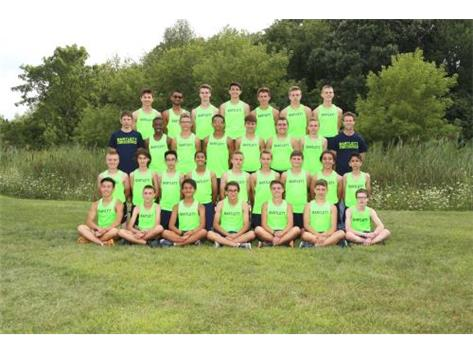 Boys Cross Country (17-18)