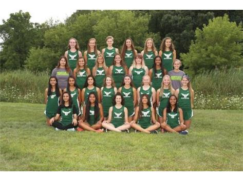 Girls Cross Country (17-18)