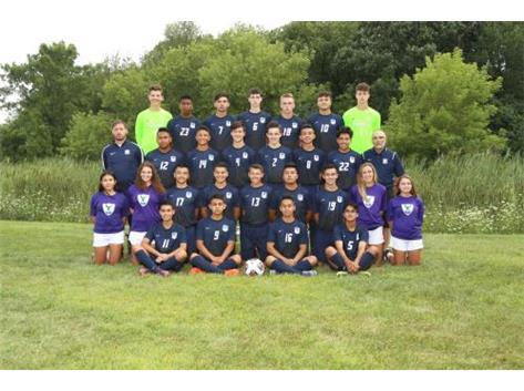 Varsity Soccer (17-18)