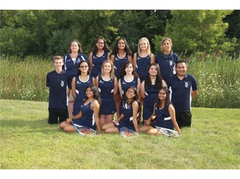 Varsity Tennis (17-18)