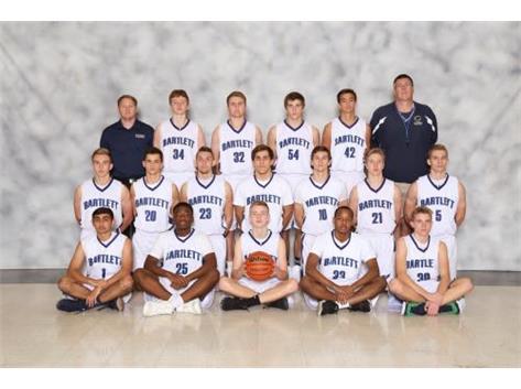 Boys Basketball Varsity 2017-2018