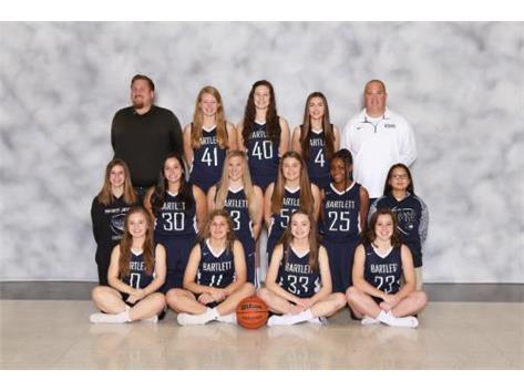 Girls Basketball Varsity 2017-2018