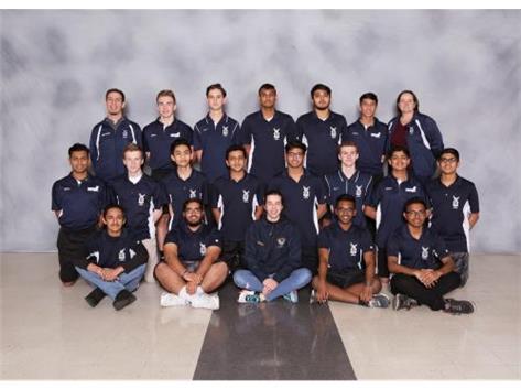 Boys Tennis Varsity 2017-2018