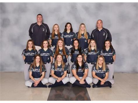 Girls Varsity Softball 2017-2018