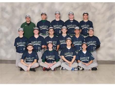 Baseball Sophomore 2017-2018