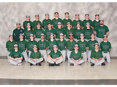 Baseball Freshman 2017-2018