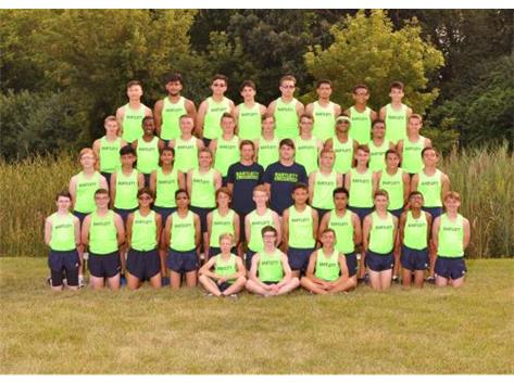 Boys Cross Country 2018-2019