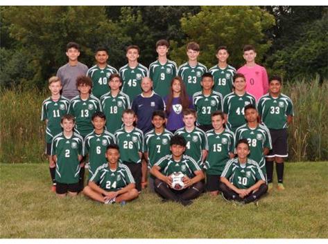 Freshman Boys Soccer 2018-2019