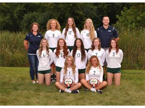 Varsity Girls Volleyball 2018-2019