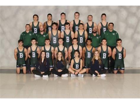 Boys Wrestling, Varsity Team 2018-2019