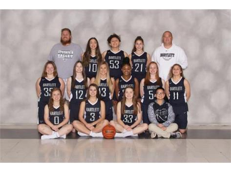 Girls Basketball, Varsity 2018-2019