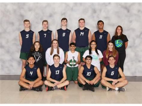 Volleyball Boys JV