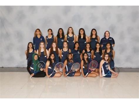 Varsity Girls Tennis 2019-2020