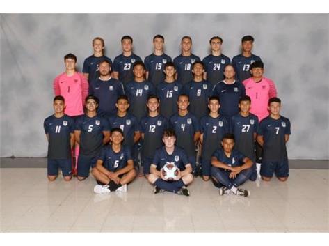 Varsity Boys Soccer 2019-2020