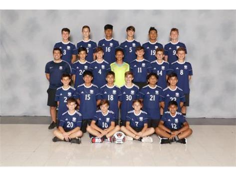 Freshman Soccer 2019-2020