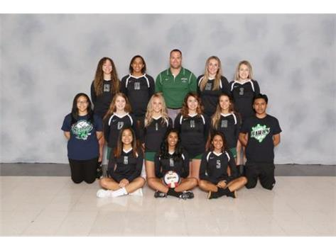 Varsity Girls Volleyball 2019-2020