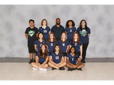 Sophomore Girls Volleyball 2019-2020