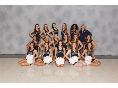 Varsity Fall Sideline Dance 2019-2020
