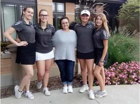 Girls Golf/2019