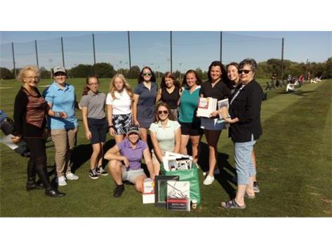 Girls Golf/Donation/2019
