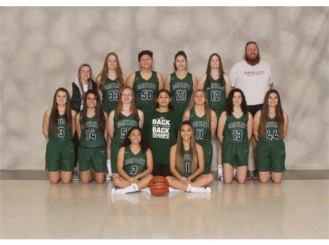 Varsity Girls Basketball 2019-2020