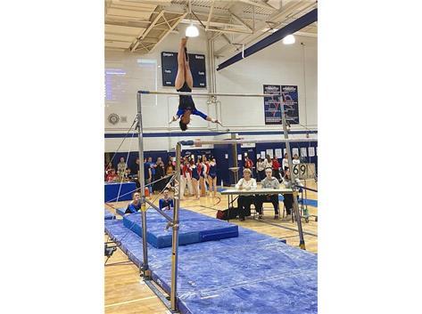 Girls Gymnastics Co Op 2019.20