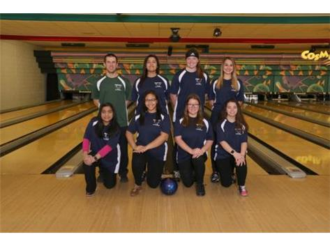 Girls Bowling Team 2019-2020