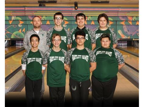 Boys Bowling 2020-2021
