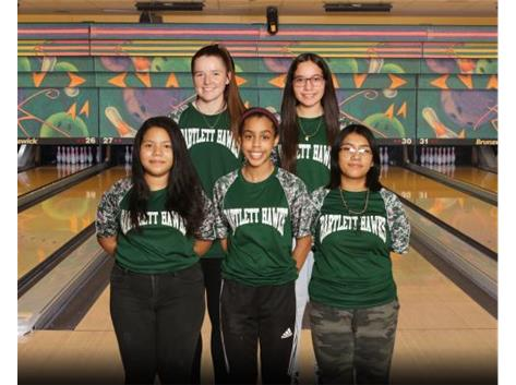 Girls Bowling 2020-2021