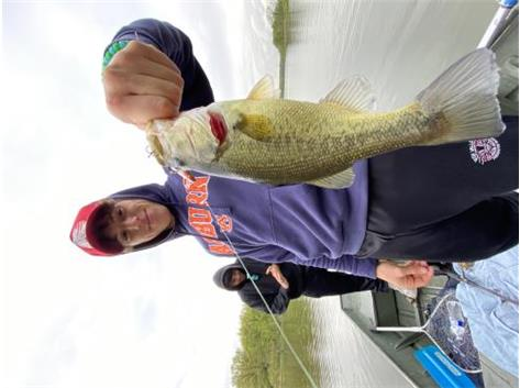 Bass Fishing 2020-2021