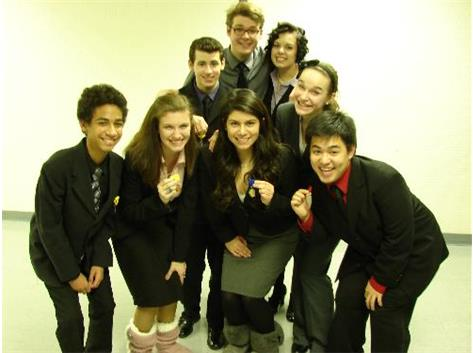 Speech Sectional Qualifiers