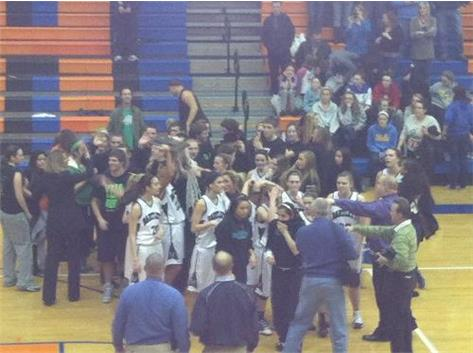 Hawks win Sectionals!