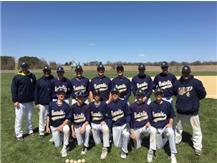 Our team at the Dunlap Freshman Tournament