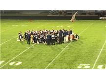 Post-game prayer
