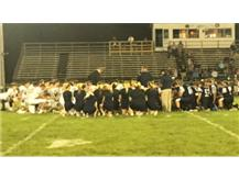 Prayer after the game