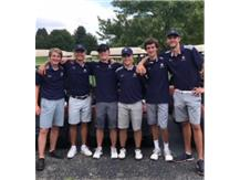 Boys' Varsity Golf takes Illini Prairie Conference Title