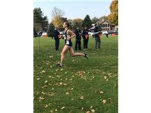Abby competes at Sectionals