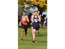 Josh competes at Sectionals