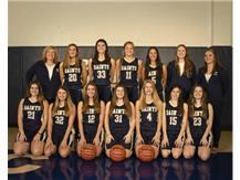 JV Girls' Basketball